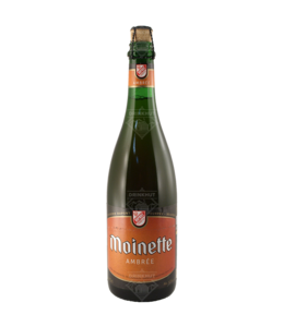 Brasserie Dupont Dupont - Moinette Ambree 75cl