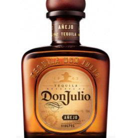 Don JulioTequila  Anejo 100% Agave 0,70 Liter