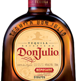 Don Julio Tequila Reposado 100% Agave 0,70 Liter