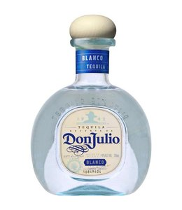 Don Julio Tequila Blanco 100% Agave 0,70 Liter