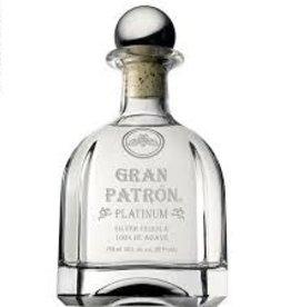 Tequilla Gran Patron Platinum 0,70 Liter