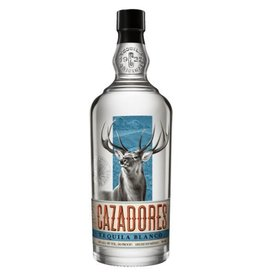 Cazadores Tequila Blanco 0,70 Liter
