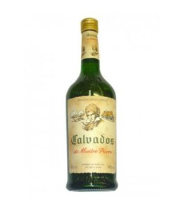 Maitre Pierre Calvados 0,70 Liter