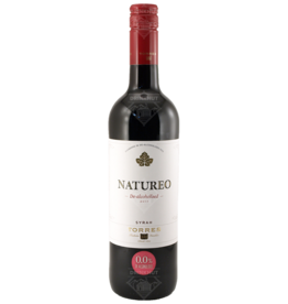 Torres Natureo Syrah Alcoholvrij Rood 75cl