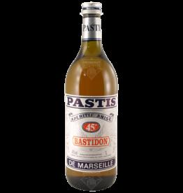 Bastidon Pastis 1.0 Liter