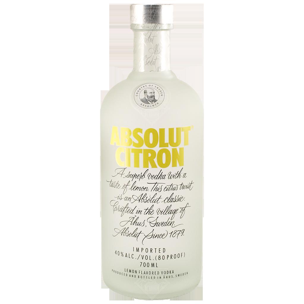 Absolut Absolut Citron Vodka 70cl