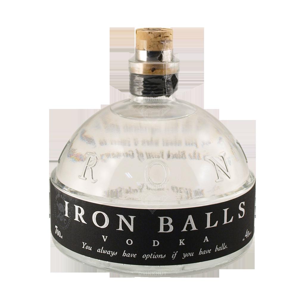 Iron Balls Vodka 70cl