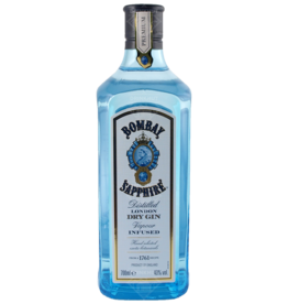 Bombay Sapphire Gin 0,70 Liter