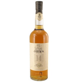 Oban 14 years Single Malt 70cl