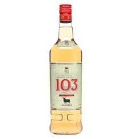 Osborne Brandy 103 1.0 Liter