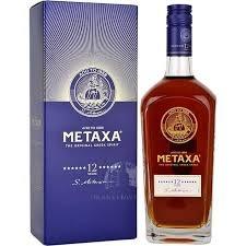 Metaxa 12 Stars 0.70 Liter
