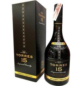 Torres 15 Anos Brandy 1.0 Liter