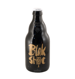 Blakstoc - OMG Apple Cider 33cl
