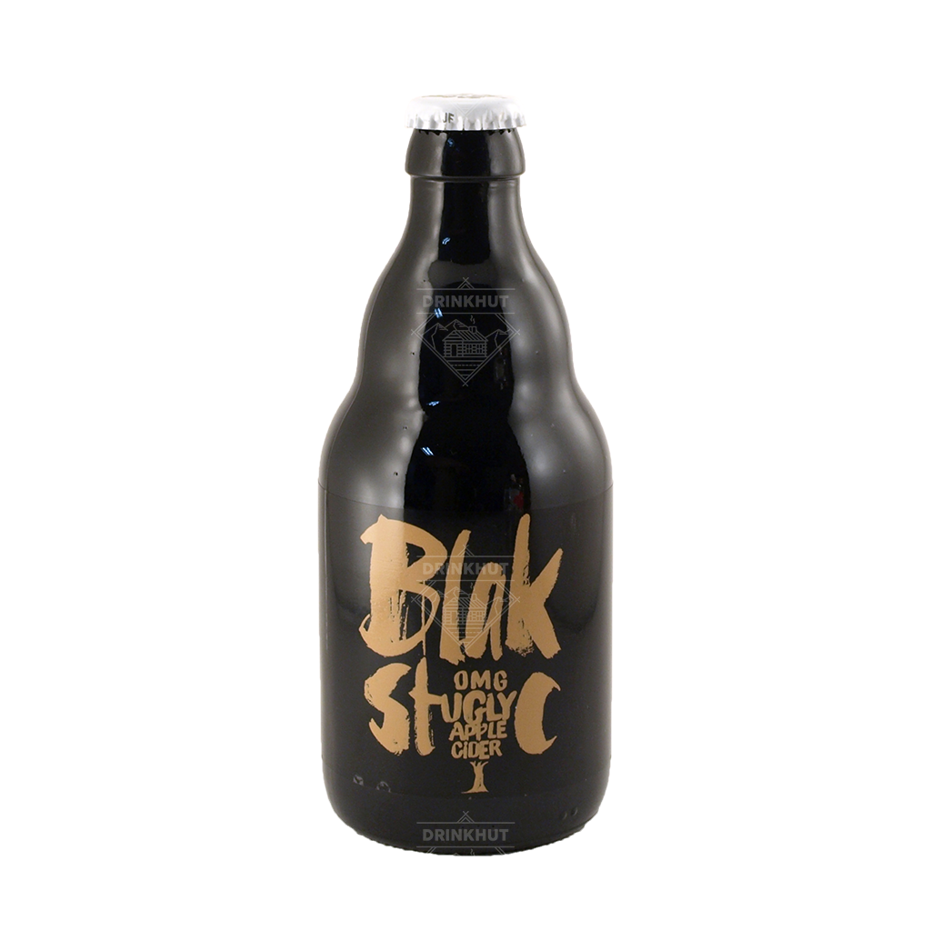 BlakStoc Cider Blakstoc - OMG Apple Cider 33cl