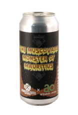 Moersleutel Moersleutel - The Muscovado Monster of Mauritius 44cl