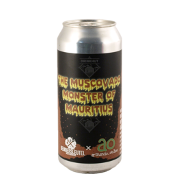 Moersleutel - The Muscovado Monster of Mauritius 44cl