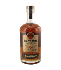 Bacardi Bacardi 8 70cl