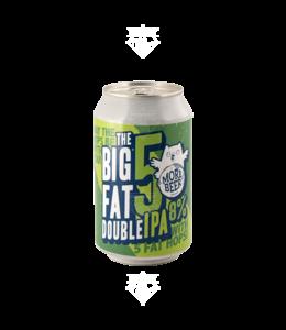 Het Uiltje Uiltje The Big Fat 5 Double IPA 33cl