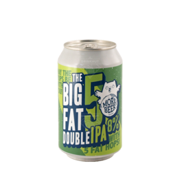 Uiltje The Big Fat 5 Double IPA 33cl
