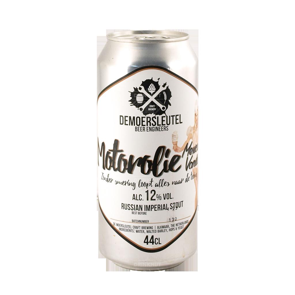 Moersleutel Moersleutel Motorolie Mexican Vanilla 44cl