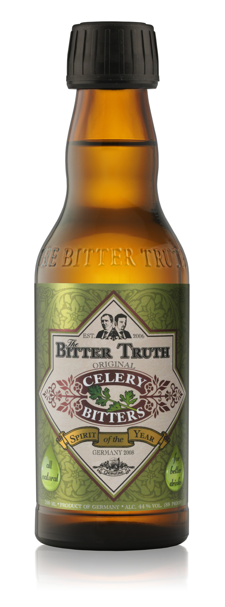 Bitter Truth Bitter Truth Celery 0,20 Liter