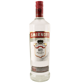 Smirnoff Vodka 100cl