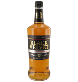 Black Velvet Whiskey 1 Liter