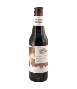 Untitled Art Hailstorm - Waffle Imperial Stout 33cl