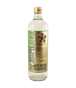Mispelblom Mispelblom Vanille Inmaakbrandewijn 1 Liter