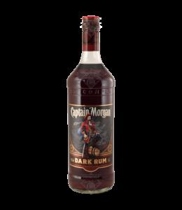 Captain Morgan Captain Morgan Dark Rum 1 Liter