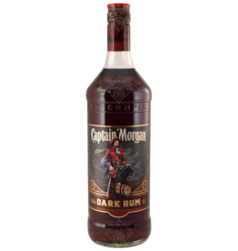 Captain Morgan Dark Rum 1 Liter