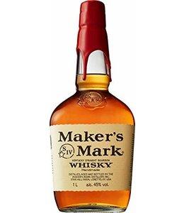 Maker's Mark Maker's Mark Bourbon 1,0 Liter
