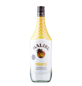Malibu Pineapple 1.0 Liter
