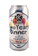Moersleutel Moersleutel - Two Years Dinner