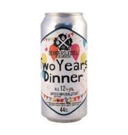 Moersleutel - Two Years Dinner