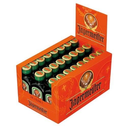 Jägermeister Jagermeister Miniatuur (24X4Cl Bottles)