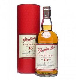 Glenfarclas 10 Years 0,70 Liter