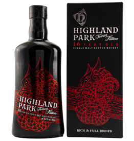 Highland Park 16 Years Twisted Tattoo 0,70 Liter