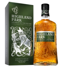 Highland Park Spirit of the Bear 1.0 Liter