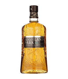 Highland Park Highland Park 14 Years Loyalty Of the Wolf 1.0 Liter