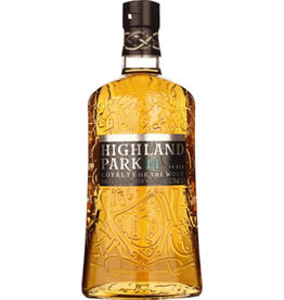 Highland Park 14 Years Loyalty Of the Wolf 1.0 Liter