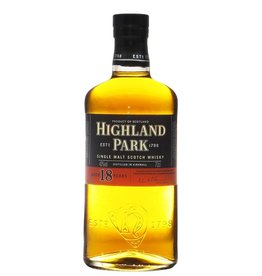 Highland Park 18 Years 0,70 Liter