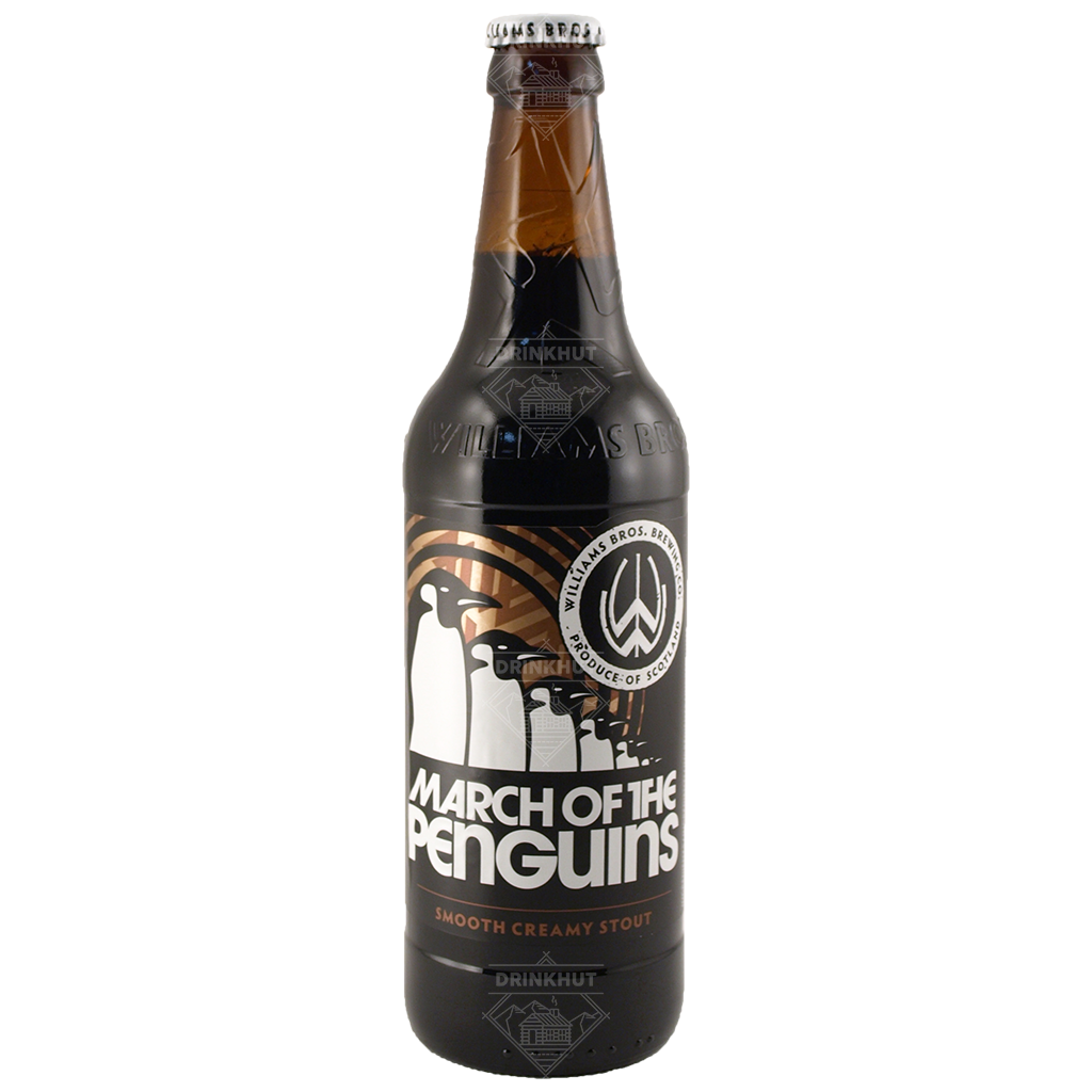 Williams Williams March of the Penguins 50cl