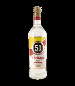 Companhia Müller de Bebidas Cachaca 51 1 Liter