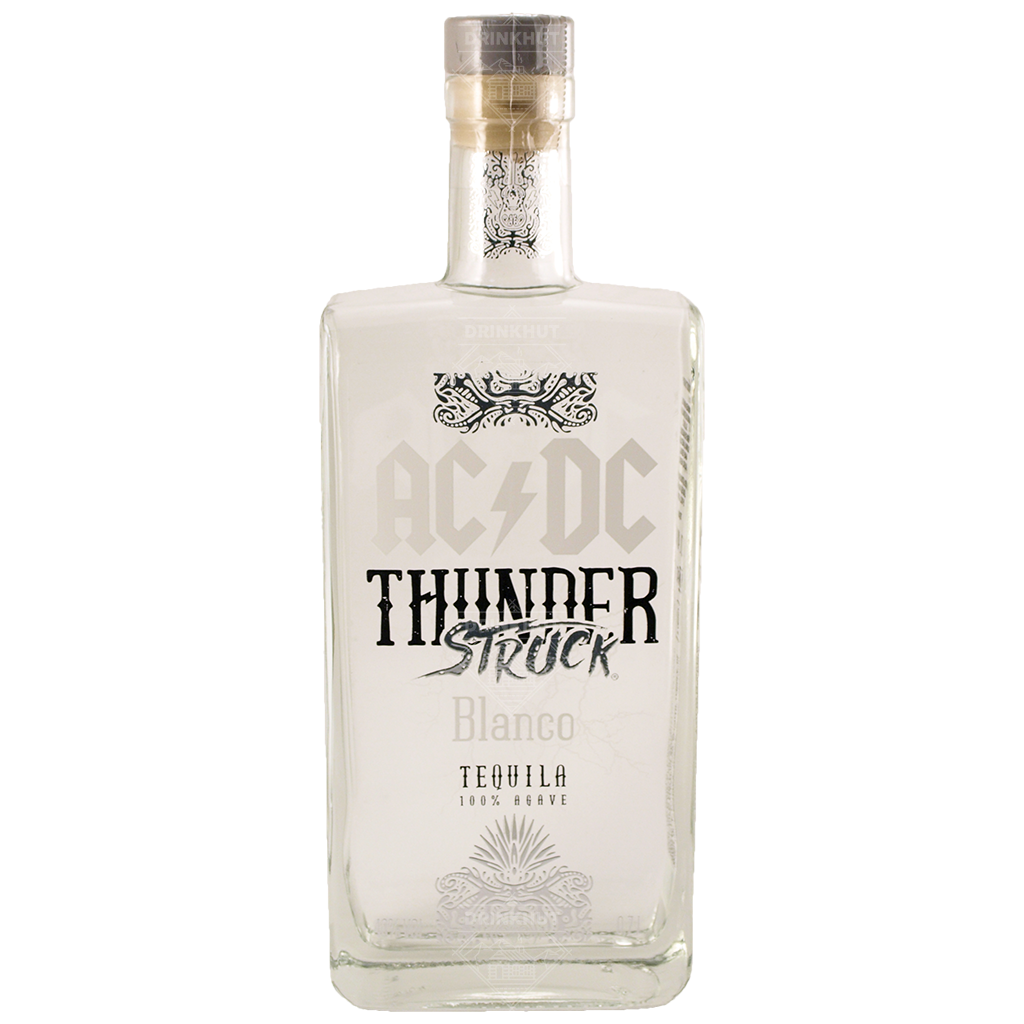 AC/DC Thunderstruck Tequila Blanco 70cl