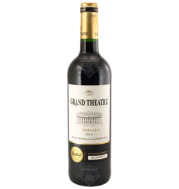 Grand Theatre Bordeaux Rouge 75cl