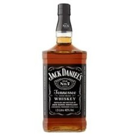 Jack Daniels Black Label 1.5 Litres