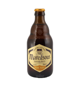 Maredsous 6 Blonde 33cl