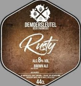 Moersleutel - Rusty Brown Ale 44cl