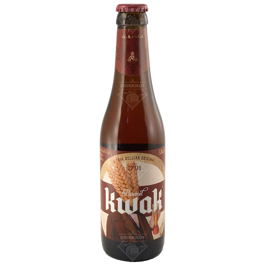 Brouwerij Bosteels Pauwel Kwak 33cl